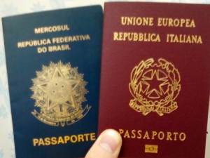 passaporte italiano D iatalia mantovani cidadania italiana